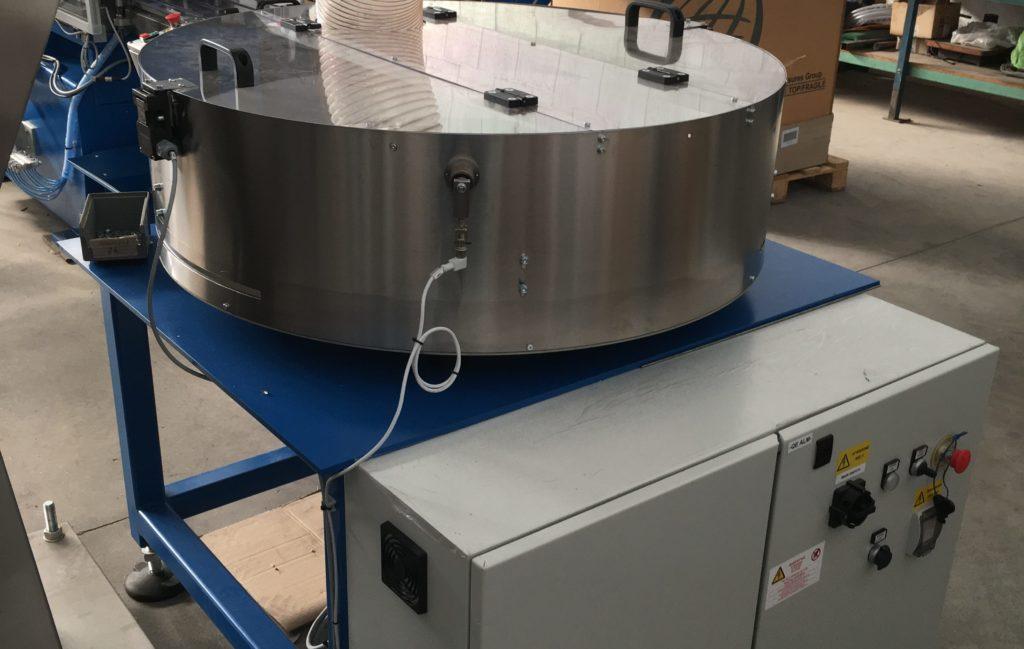 Orientatore centrifugo
